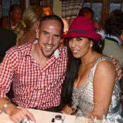 Franck Ribéry et sa femme Wahiba : Glamour et tradition pour célébrer la bière