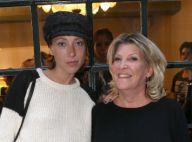 Laura Smet, rayonnante, auprès d'Amanda Sthers pour une soirée beauté