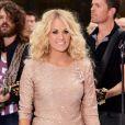 Carrie Underwood à New York en août 2012