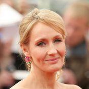 J.K. Rowling : La maman d'Harry Potter fait son come-back !