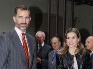 Letizia d'Espagne : Chic et radieuse aux côtés de son prince Felipe