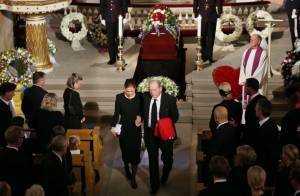 Obsèques princesse Ragnhild : Victoria de Suède auprès des royaux de Norvège
