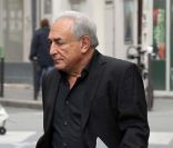 Dominique Strauss-Kahn à Paris, le 20 septembre 2011.