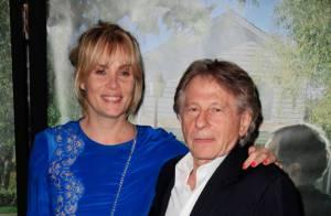 Emmanuelle Seigner et Roman Polanski, élégants et amoureux sur le tapis rouge
