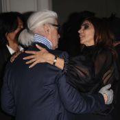 Carine Roitfeld fait danser Karl Lagerfeld et Kanye West !