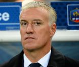 Didier Deschamps le 11 septembre 2012 au Stade de France à Paris