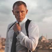 Skyfall : Premier extrait, Daniel Craig explose un train mais reste classe