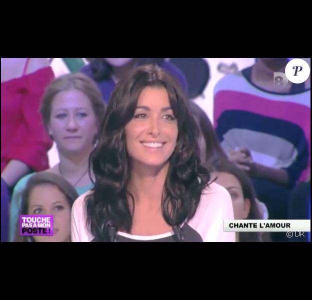 Jenifer est l'invitée de Touche pas à mon poste sur D8, le mardi 9 octobre 2012.