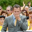 Lance Armstrong le 17 mai 2006 à Washington