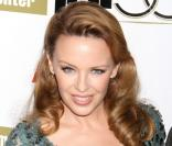 Kylie Minogue tout en transparence à New York pour Holy Motors