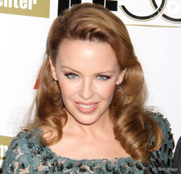 Kylie Minogue à la première de Holy Motors au 50e Festival international de New York le 11 octobre 2012.