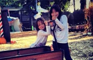 Johnny et Laeticia Hallyday : Leurs filles Jade et Joy préparent Halloween