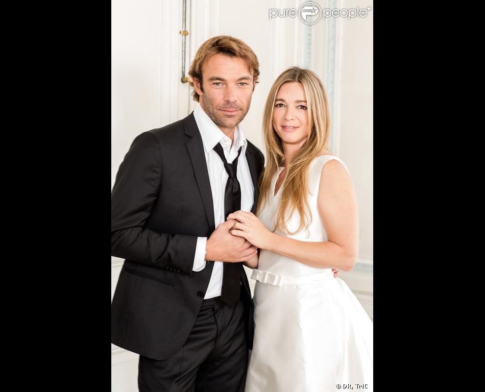 Helene Rolles couple