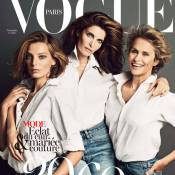 Stephanie Seymour et Lauren Hutton, superbes top models malgré les années