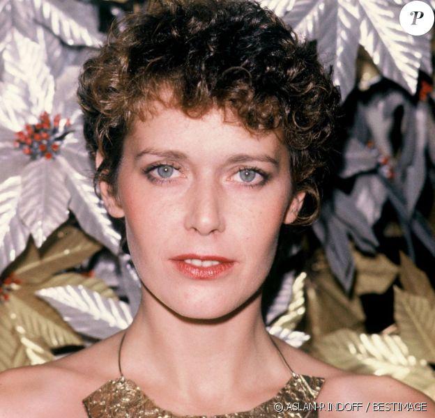 Sylvia Kristel en 1981.