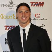 Zlatan Ibrahimovic : La star du PSG honoré devant Eric Cantona et Rachida Brakni