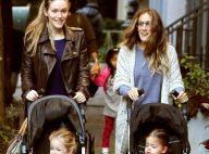 Sarah Jessica Parker : Une magnifique nounou pour l'aider avec ses trois enfants