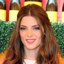Ashley Greene avant sa coloration lors du 3e Polo Classic Veuve Clicquot à Pacific Palisades le 6 octobre 2012.