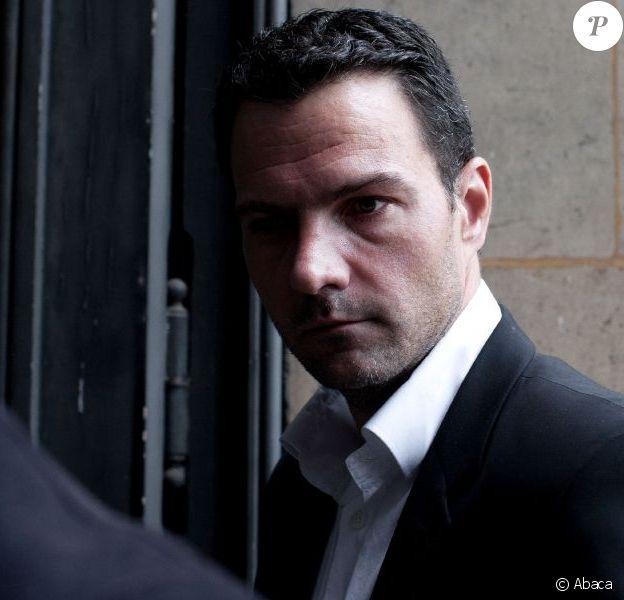 Jérôme Kerviel lors de son procès en appel à Paris, le 21 juin 2012.