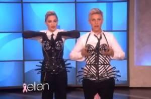 Madonna : Son fils Rocco chahuté sur le plateau d'Ellen DeGeneres !