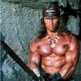 Arnold Schwarzenegger dans  Conan le barbare  (1982).