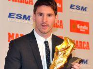 Lionel Messi : Soulier d'or heureux et modeste avant le Ballon d'or ?