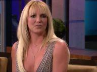 Britney Spears, superbe chez Jay Leno, se confie sur l'expérience X Factor