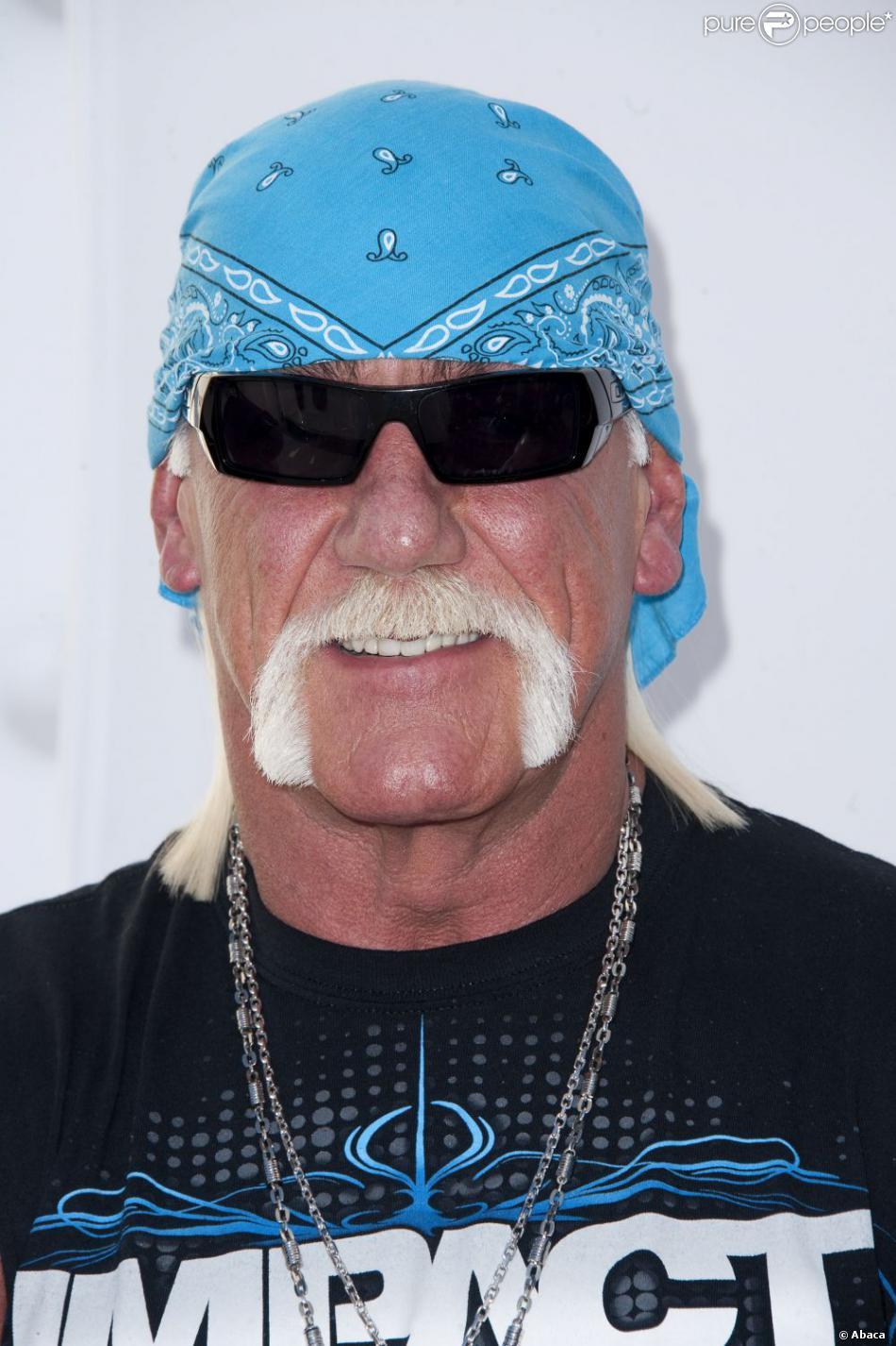 Hulk Hogan à Los Angeles, le 10 décembre 2011.