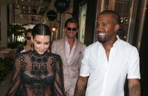 Kim Kardashian et Kourtney sexy avec Kanye West et Scott avant Halloween