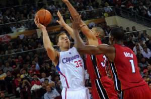 Blake Griffin face à son mini-me : Voyage dans le temps pour la star NBA