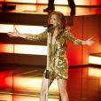 Céline Dion fait un triomphe à Las Vegas le 15 mars 2011.