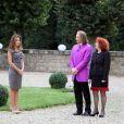 EXCLU - Morgan et Pascale auprès d'Elsa Fayer dans Qui veut épouser mon fils ?, saison 2, sur TF1