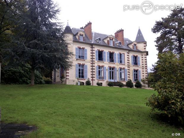Exclu photo du nouveau ch teau de la star academy 9 situ ch teaufort y - Chateau de la star academy ...