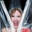 Scarlett Johansson en couverture de V magazine, photographiée par Jean-Paul Goude