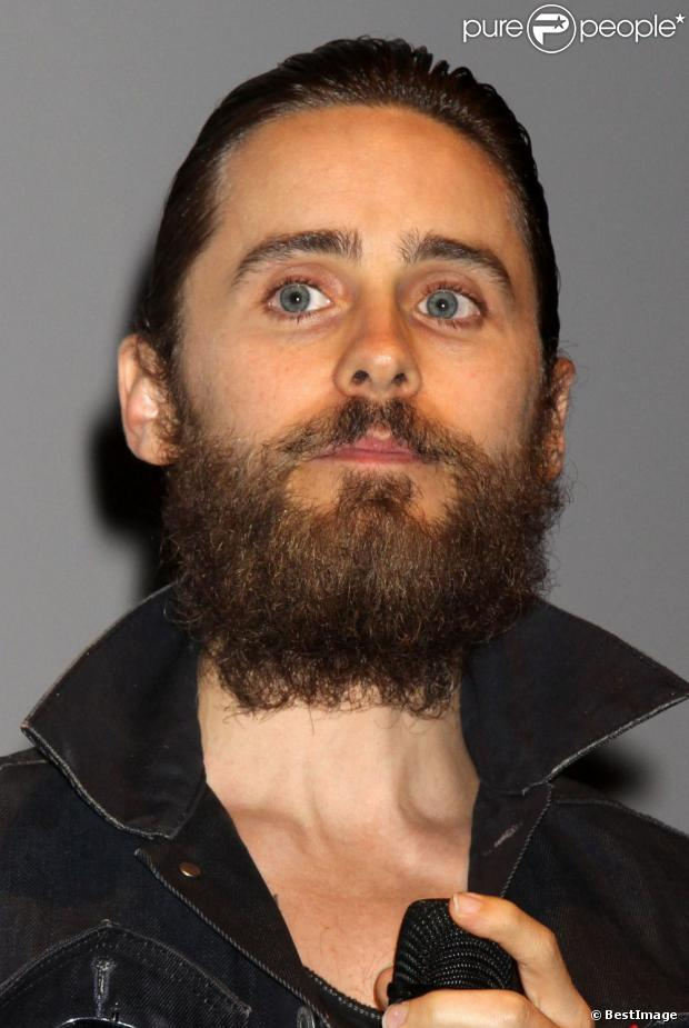 MBTI enneagram type of Jared Leto