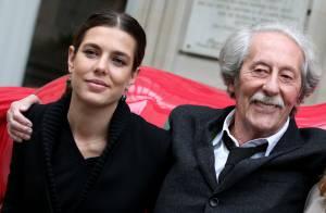 Charlotte Casiraghi chic et Jean Rochefort surexcité pour le Gucci Masters 2012