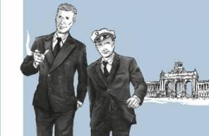 Hergé : Tchang dans Tintin était-il son amant ? La BD qui bouscule le mythe