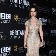Bérénice Marlohe lors des BAFTA 2012 Britannia Awards le 7 novembre 2012 à Los Angeles