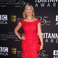Natasha Henstridge lors des BAFTA 2012 Britannia Awards le 7 novembre 2012 à Los Angeles
