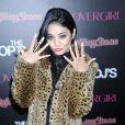 Vanessa Hudgens à la soirée  Top DJ's  le 7 novembre 2012 à New York.