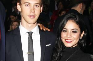 Vanessa Hudgens et son boyfriend: Amoureux complices au défilé Victoria's Secret