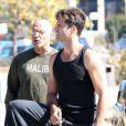 David Charvet appelle la police après une altercation avec un paparazzo à Malibu, le 4 novembre 2012