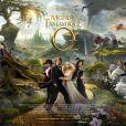 Une nouvelle affiche du  Monde fantastique d'Oz  avec une seconde bande-annonce très spectaculaire.