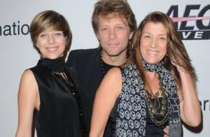 Jon Bon Jovi : Sa fille arrêtée après une overdose d'héroïne