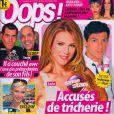 Couverture du magazine Oops, du 16 au 29 novembre 2012.