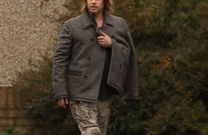 World War Z : Brad Pitt en sang...