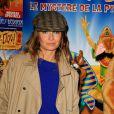 Axelle Laffont lors de l'avant-première de Scooby Doo 2 aux Folies Bergère à Paris le 18 novembre 2012