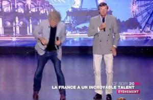 Incroyable Talent 7 : Alex Goude en body, Gilbert Rozon se ''ridiculise''