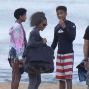 Willow et Jaden Smith : C'est l'éclate à Hawaï pour Thanksgiving !
