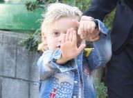 Gwen Stefani : Son fils Zuma joue les rockstars capricieuses